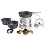 Trangia - 27-8 UL/HA Methylated Spirit Stove Cooking System with Kettle and Hard Anodised Pots