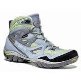 Asolo - Athena Women's Natural Shape Hiking Boot - Artic Blue/Pistachio Green