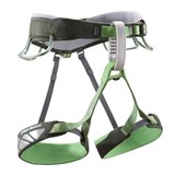 Black Diamond - Focus, Mountain / Trad climbing harness