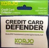 Korjo - Credit Card Defender