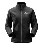 Arc'Teryx - Gamma LT Jacket Womens, Black - SALE