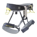 Black Diamond - Chaos, Mountain/Trad Climbing Harness