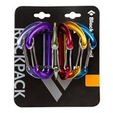 Black Diamond - Oz Rackpack Colour-coded carabiner pack