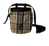 Prana Plaid Chalkbag with Belt