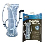 360 Degrees - Hydration Bladder 3 Litre