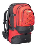 Black Wolf - Cancun 80 Travel Backpack and detachable Daypack