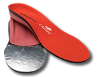 Superfeet - REDhot Men's Cold Weather Insole