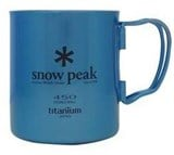 Snowpeak - Double Wall Titanium Mug 450