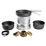 Trangia - 27-7 UL/HA Methylated Spirit Stove Cooking System with Hard Anodised Pots
