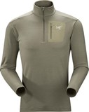 Arc'Teryx - Rho LTW Zip Mens