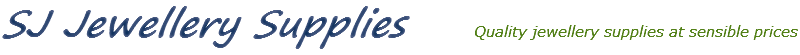 SJ Jewellery Supplies Logo