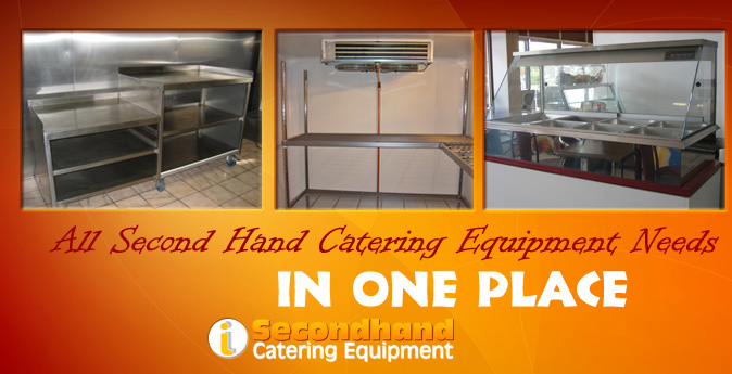 Second Hand Used Catering Equipment; second hand doner machines, second hand kebab shop equipment