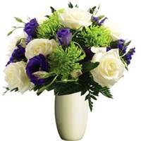 Lovely Lilacs and Lime, From $55