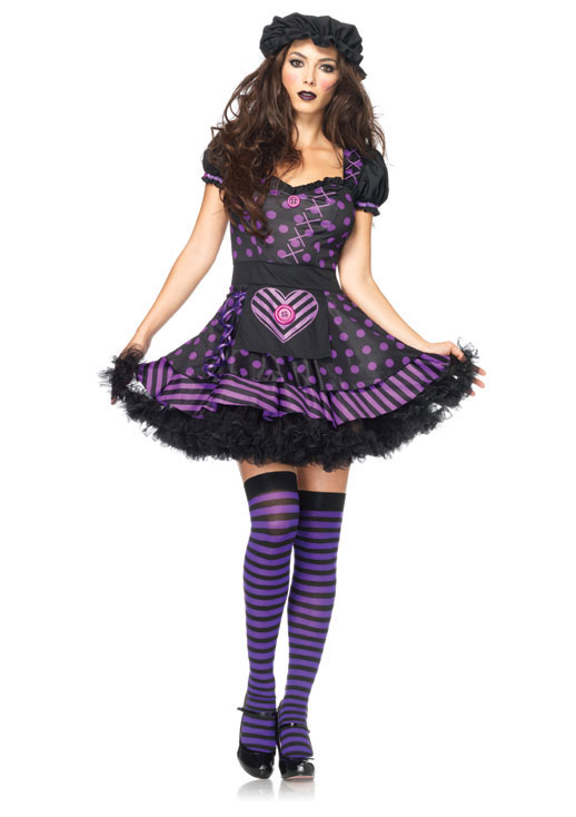 Gothic Fancy Dress Costume