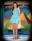Egyptian Pyramid Queen Costume