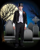 Corpse Groom Monster Costume