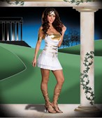 Greek Goddess of Lust Costume