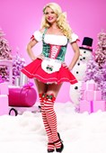 Mistletoe Sweetheart Snow Costume
