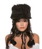 Furry Toy Soldier Hat
