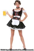 Beer Maiden Costume