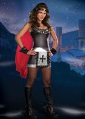 Battle Babe Warrior Costume