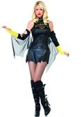 Phantom Bat Girl Costume