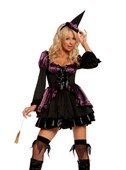 Cauldron Cutie Witch Costume