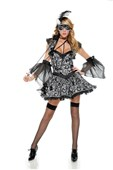 Masked Beauty Masquerade Costume