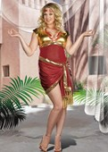 Plus Size Bollywood Indian Costume