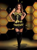 Gettin Busy Bee Costume