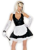 Downstairs Maid Costume
