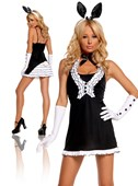 Playboy Black Tie Bunny Costume