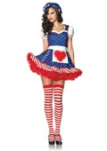 Darling Dollie Ragdoll Costume