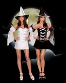 Reversible Which Witch Costume - 2 Costumes in One