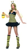Daisy Flower Bee Costume