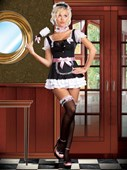 French Maid Miss Dee Lightful
