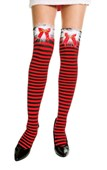 Black & Red Christmas Stockings