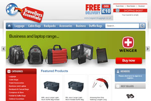 Easy to use shopping cart software for new ecommerce websites.