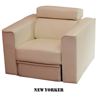 manhattan New Yorker Electric Reclining Home Cinema Lounge