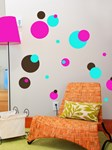 Lots of  Spots - Vinyl  wall decals