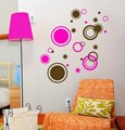 Rings  - Vinyl  wall decals