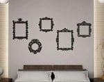 Wall Decals - Graphic Frames