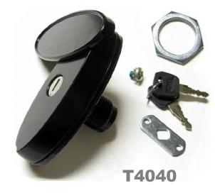 T4040 Bauer Modular Lock for Jason and Bonded Doors Black