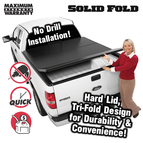 Extang Solid Folding Tonneau Cover