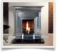 Cast Iron Combination Fireplaces