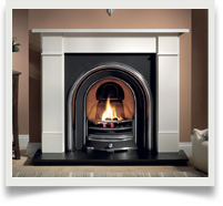 Agean Limestone Fireplace Packages