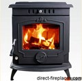 The Olymberyl Victoria  Multi Fuel Stove