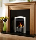 Flavel Caress Plus Contemporary High Efficiency Open Fronted Gas Fire