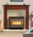Robinson Willey Firegem Visa Deluxe Outset Gas Fire