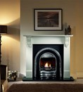Richmond Fireplace Package Complete With Bolton Cast And Granite Hearth
